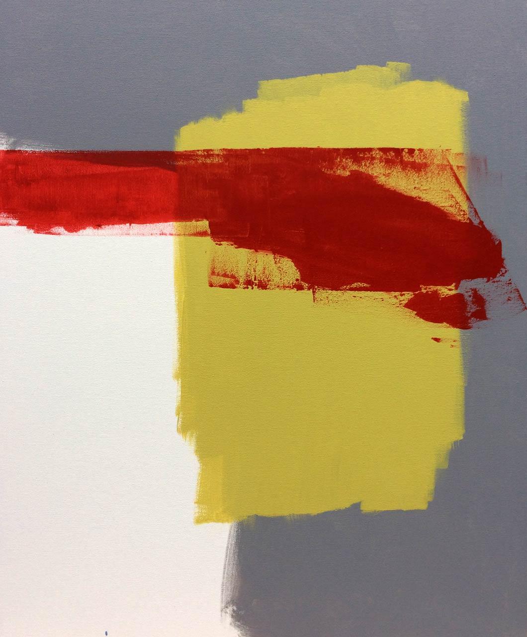 MANIFESTEMENT-60,96×76,2cm (24x30po) Acrylique et technique mixte sur toile